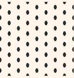 Spotted minimalist seamless pattern simple vector
