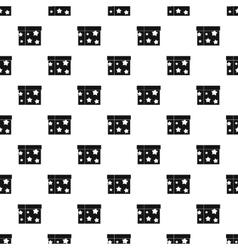 Sword box pattern simple style vector
