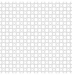 Simple seamless pattern grid vector