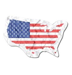 America map vector