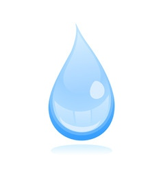 Water drop2 vector