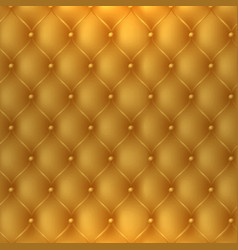 Golden upholstery fabric texture cab be used as vector