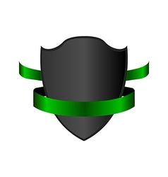 Isolated heraldry shield vector