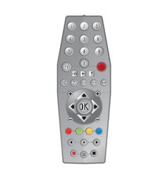 Plastic remote vector image