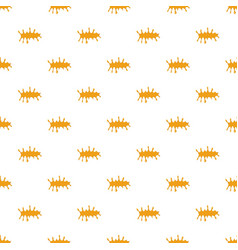 Puddle of honey pattern vector