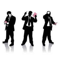pink slip vector image
