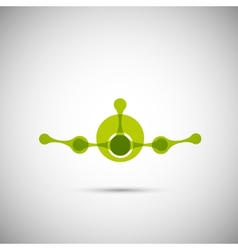 fly color icon eps vector image