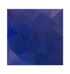 Blue sapphire abstract low polygon background vector