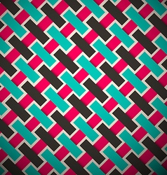Abstract retro diagonal background vector