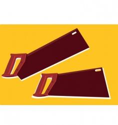 hand axe vector image
