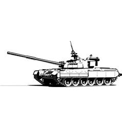 Heavy tank vector
