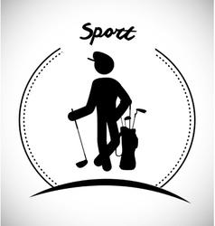 Sport games graphic vector