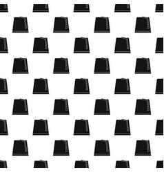 Turkish fez pattern vector