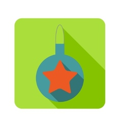Toy icon vector image vector image