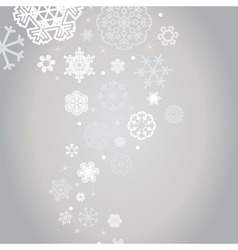winter background2 vector image