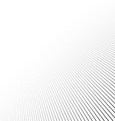 Lines perspective background vector