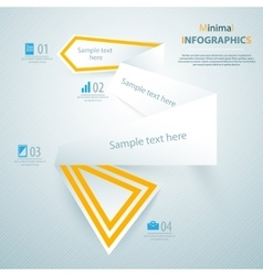 Abstract paper background for vector image