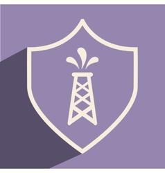Fuel icon vector
