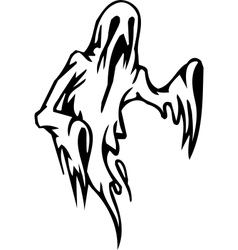 Ghost - halloween set - vector