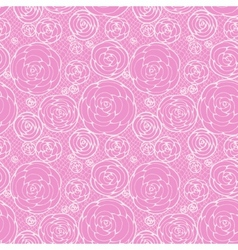 Lacy seamless pattern vector