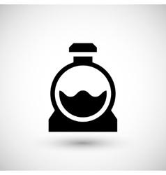 Sewerage tank icon vector image