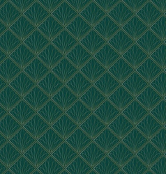 Art deco pattern vector
