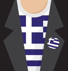 Greece T-Shirt vector image