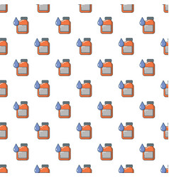 Engine oil pattern seamless vector