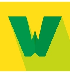 modern lifestyle logo vector image