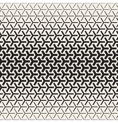 Triangular shapes halftone lattice vector