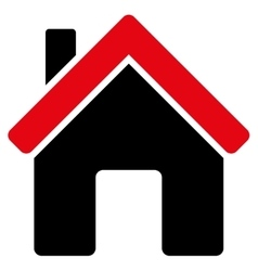 House icon from commerce set vector