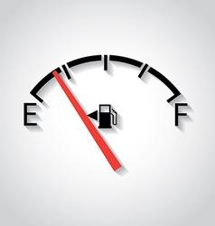 Gas gage vector