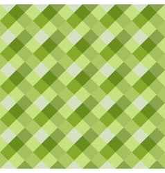 Seamless geometric pattern diagonal square vector