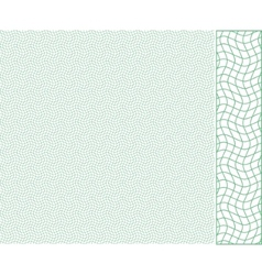 vector seamless guilloche background vector image vector image