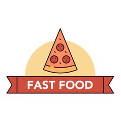 Pizza vector
