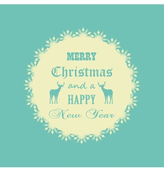 christmas background 2211 vector image