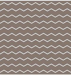 Zig zag chevron pattern vector