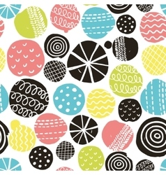 Simple scandinavian pattern vector