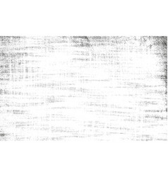 Distressed overlay texture of weaving fabric vector