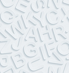 Light perforated paper vector