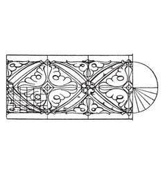 Medieval enrichment torus moulding journal covers vector