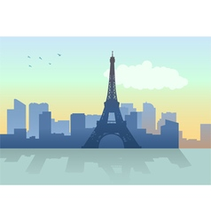 City paris vector