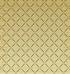 Wall paper pattern old retro textured brown design vector