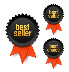 Best seller vector image