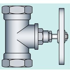 Faucet vector