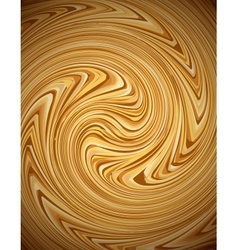 Coffee swirl background vector image