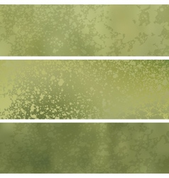 Gold grunge background with space for text eps 8 vector