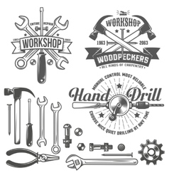 Workshop logo vector