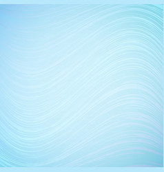 Pale blue wavy background vector