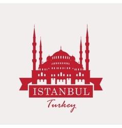 Hagia sophia turkey istanbul vector